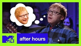 Rupert Grint Just Ended Ed Sheeran | After Hours | MTV (March 21, 2017)