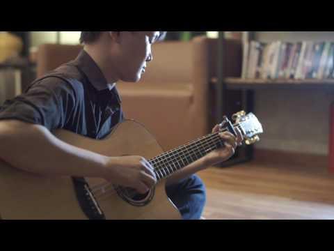 Vùng Lá Me Bay - Như Quỳnh (Guitar Solo)
