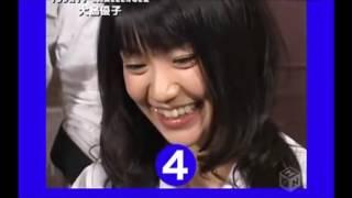 AKB48初期の番組 2007年3月24日放送。 毎回AKB48メンバーが番組から出題...