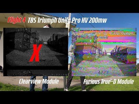 Clearview Module vs Furious True-D