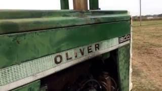 Oliver 1900 GM Diesel