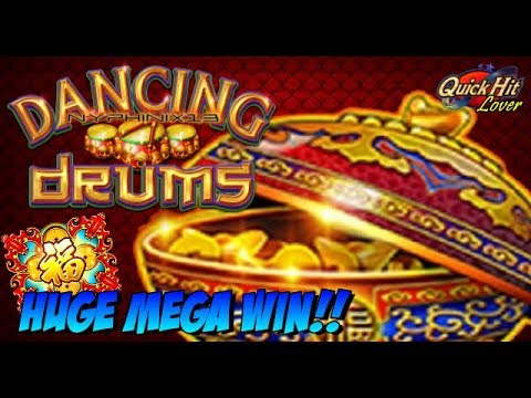 Dancing Drums Mega Handpay 8 80 Bet Doovi