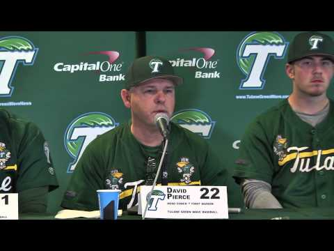 Tulane Baseball Media Day