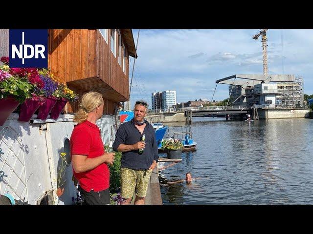 Das Dorf auf dem Wasser: Der Harburger Hafen | die nordstory | NDR
