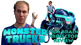 Projector: Monster Trucks (REVIEW)