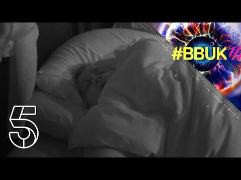Now this is loud snoring | Big Brother 2018