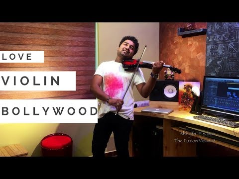 Tum Hi Ho |Ashiqui 2- Abhijith P S Nair-Hindi violin Cover-Bollywood