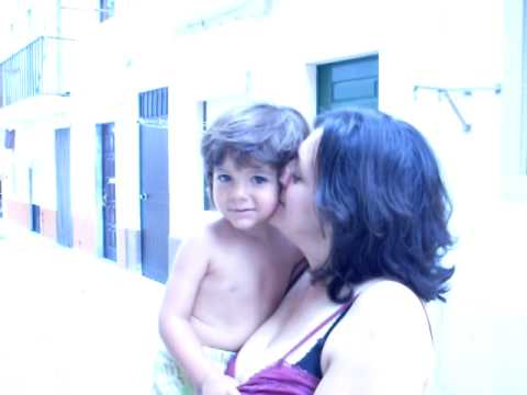 Manuel e Tia Paula