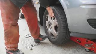 How to test and fix ABS easily on Holden Opel Vectra, no parts required.