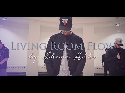 Jhene Aiko Living Room Flow Music Video