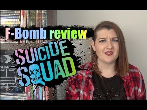 F-Bomb: SUICIDE SQUAD
