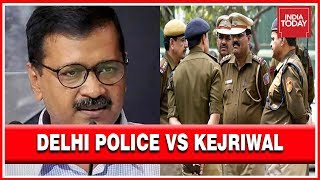 Delhi Police Refutes Arvind Kejriwal's Charges Against The Police Over High Crime Rates