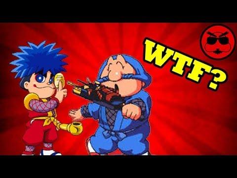 Mystical Ninja Goemon makes SENSE?!? - Game Exchange