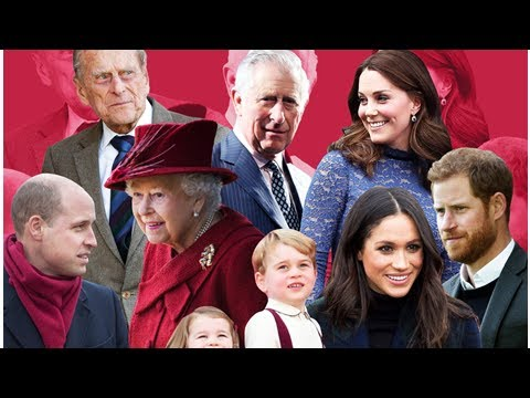 A Complete Look at the British Royal Family Tree and Line of Succession