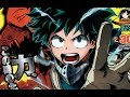 My Hero Academia Manga Chapters 142 & 143 僕のヒーローアカデミア Live Reaction   Fat Gum & Red Riot Combo!
