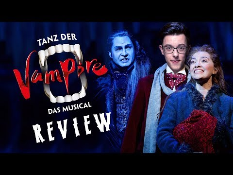 Reviewing TANZ DER VAMPIRE TOUR 2018 🎭🦇  #005