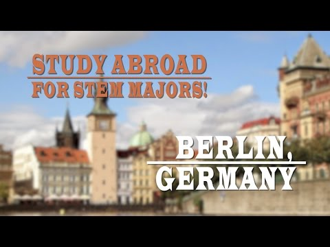 Studying Engineering in Berlin