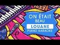 Louane On était Beau Instrumental Karaoké Version Acoustique mp3