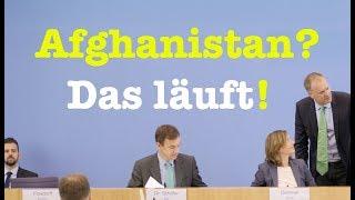 23. August 2017 - Sehenswerte Bundespressekonferenz
