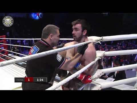 Чемпионат России по ММА 2017 ФИНАЛ Али Абдулхаликов