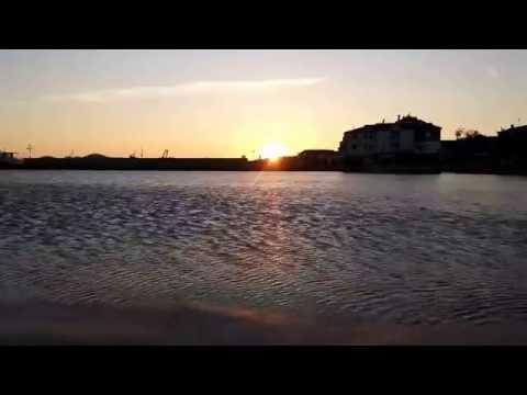| SUNSET IN CROATIA | | TIMELAPSE | 4K |