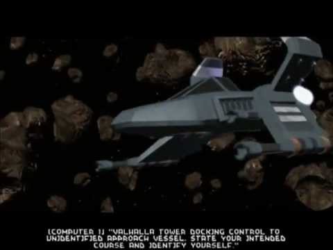 Descent 2 - Intro + Planets + Ending