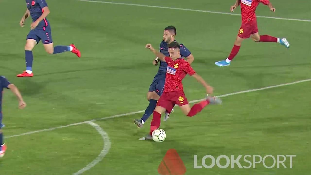 Rezumat: Metaloglobus - FCSB 0-2 Cupa Romaniei 16mi 2019-2020