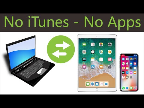 How to Transfer Pictures and Videos from iPhone to PC.