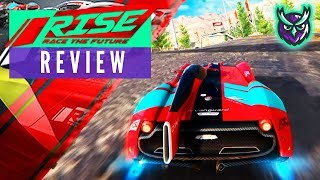 Rise: Race the Future Nintendo Switch Review-ARCADE RACING! (Video Game Video Review)