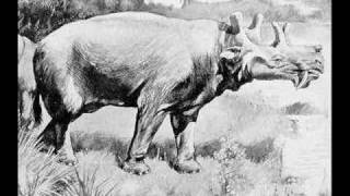 Art by Charles Knight: Prehistoric mammals