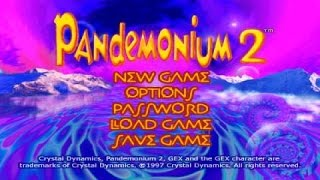 Pandemonium 2 gameplay (PC Game, 1997)
