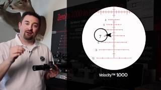 Nightforce - Overview of Velocity1000 Reticle.mp4
