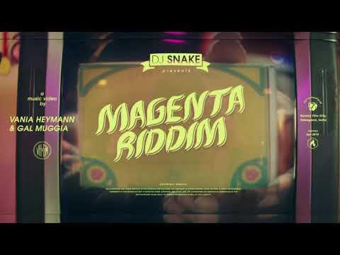 DJ Snake - Magenta Riddim 1 Hour Loop