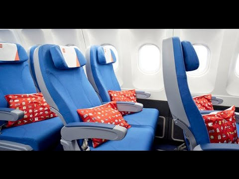 FRIDAY THE 13TH REVIEW | EDELWEISS AIR | ZURICH-LAS VEGAS | ECONOMY