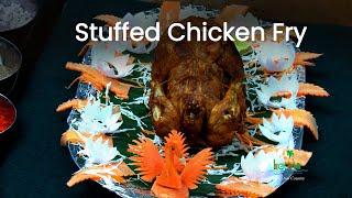 Stuffed Chicken Fry