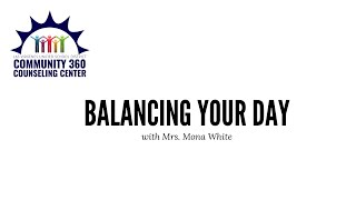 Balancing Your Day