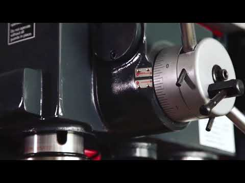 Dake Corporation 250v Drill Press