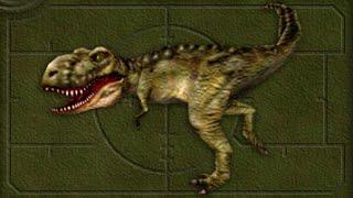 carnivores 2 dinosaur roars