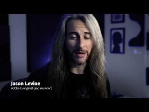 Using Adobe Audition for music recording: Jason Levine | Adobe Creative Cloud