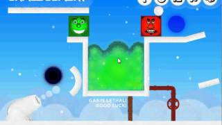 Snowballs Rumble Walkthrough