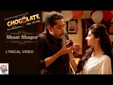 Shaat Shagor- Lyrical | Chocolate | Arijit...