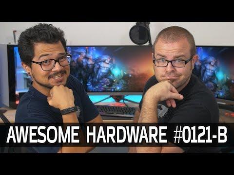 Awesome Hardware #0121-B: Coffee Lake Rumors EVERYWHERE!