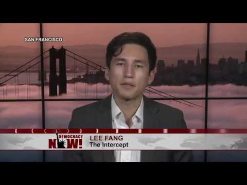 Lee Fang: Donald Trump Recruits Corporate Lobbyists to Selec