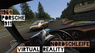 VR [Oculus Rift] 1964 Porsche 911 at the Ring | Assetto Corsa Gameplay