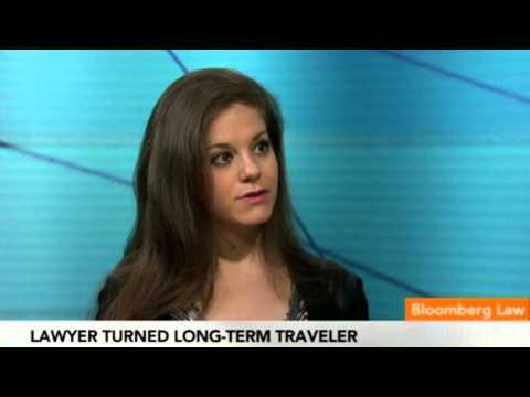 Stealth Lawyer: Jodi Ettenberg, Food Traveler