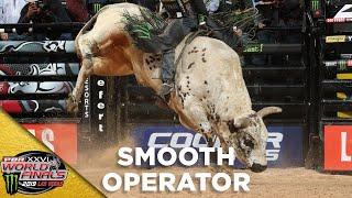 2019 WORLD CHAMPION BUCKING BULL Smooth Operator