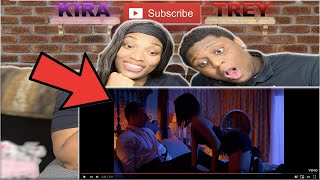Download 😱*SHE IS CRAZY*Becky G - Mayores (REACTION VIDEO) ft. Bad Bunny TREY&KIRA Mp3 and Videos