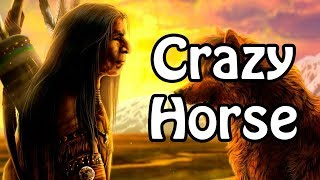 Gambar cover Crazy Horse: The Good, The Bad and the Weird (Native American History Explained)