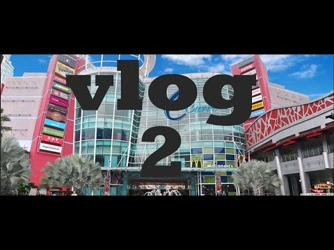 the CURVE (vlog 2)