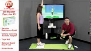 Wii Master Exercise Kit - KmartGamer